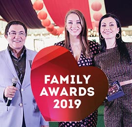 Премия Family Awards 2019